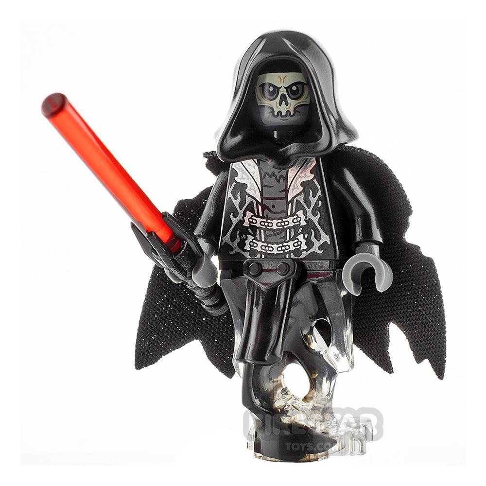Custom Minifigure SW Evil Space Lord Male
