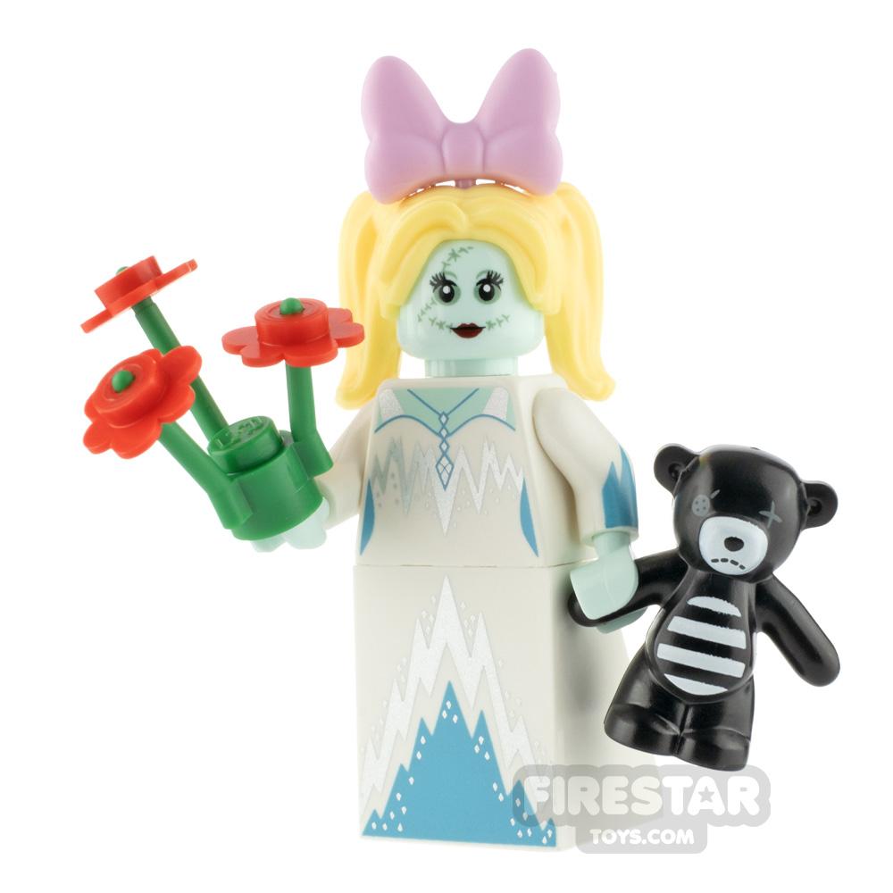 Custom Minifigure Creepy Doll
