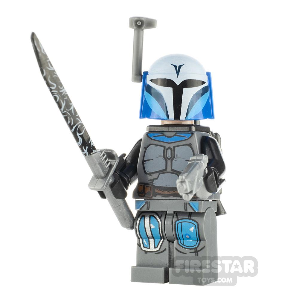 Custom Minifigure SW Warrior Princess