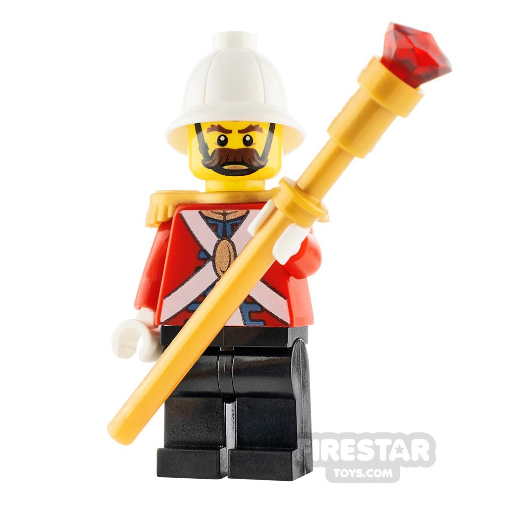 Custom Minifigure Military Band Leader