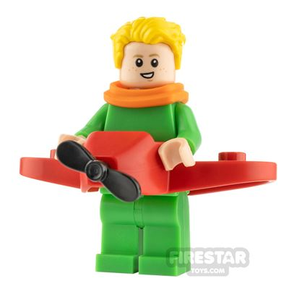 Custom Minifigure The Little Prince