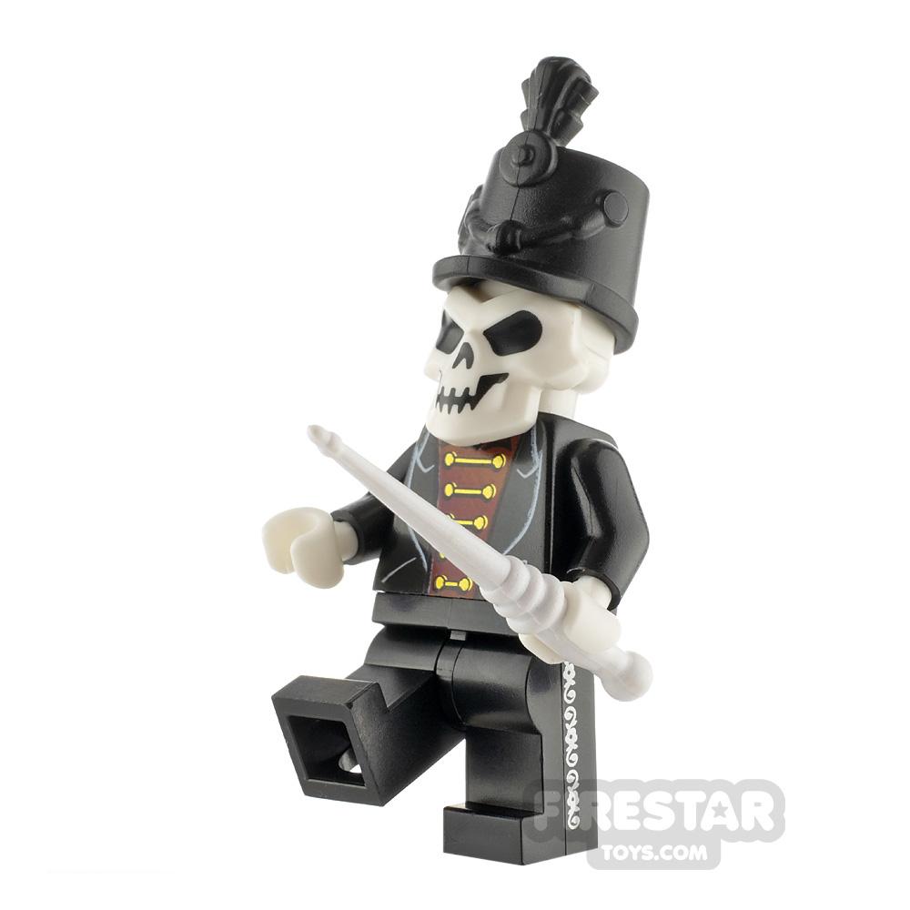 Custom Minifigure The Black Parade