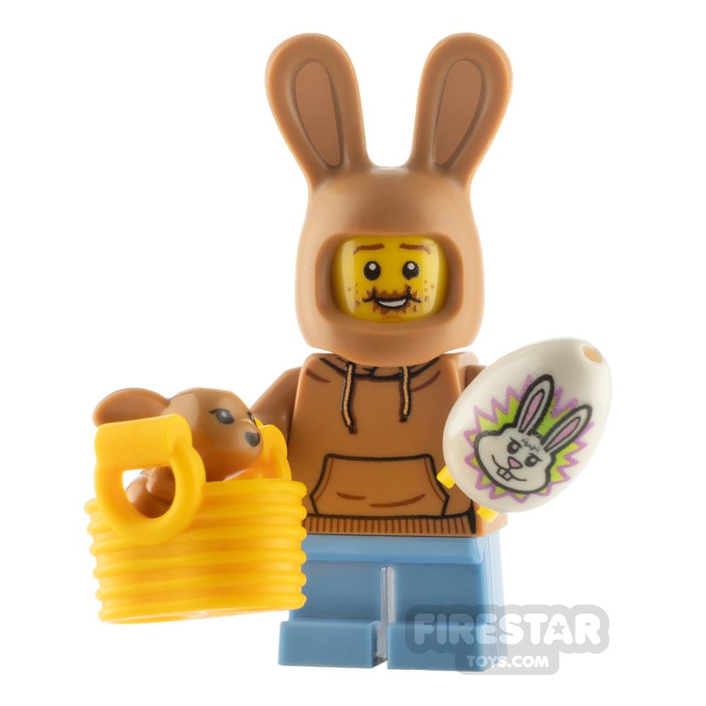 Custom Minifigure Easter Egg Hunter Boy