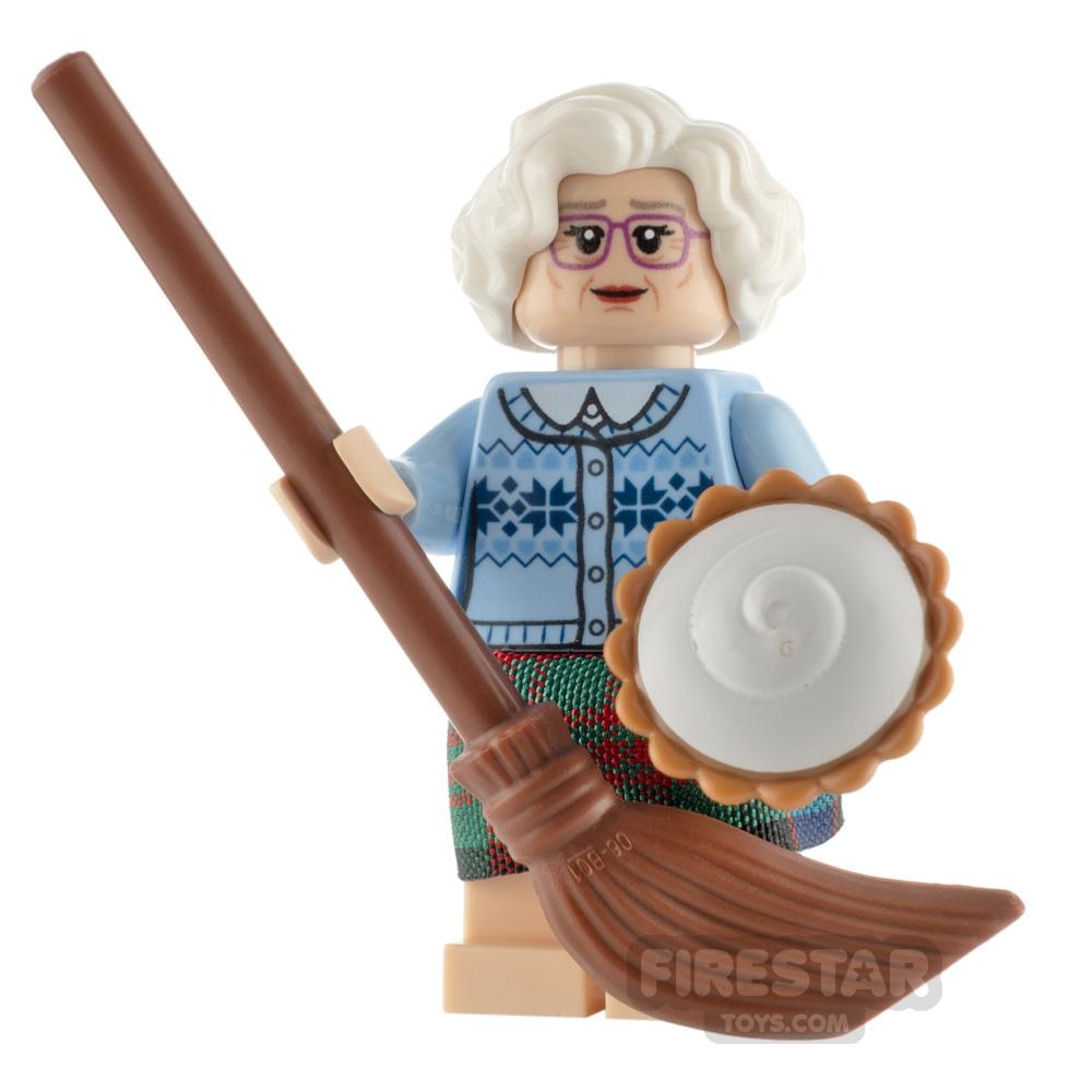 Custom Minifigure Mrs. Doubtfire