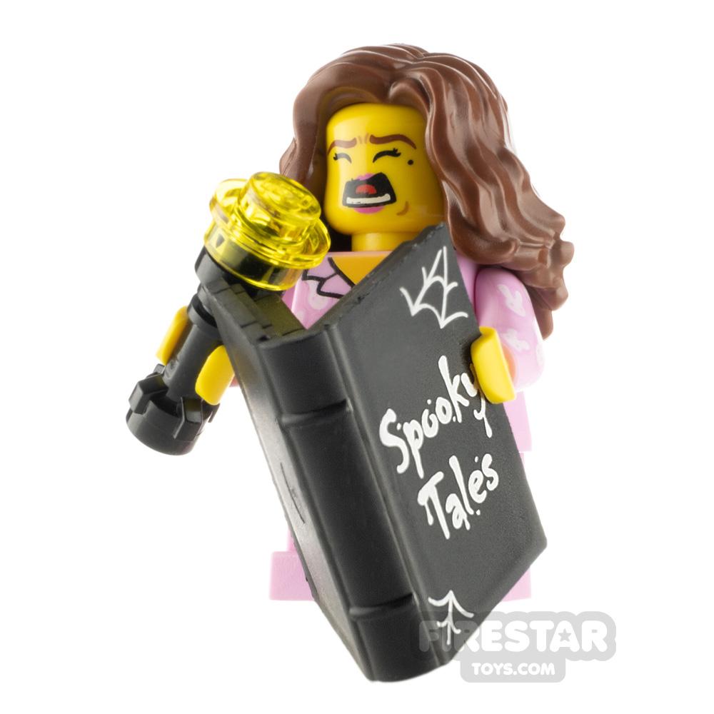 Custom Minifigure Slumber Party Girl
