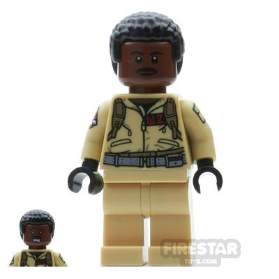 LEGO Ghostbusters Mini Figure - Winston Zeddemore