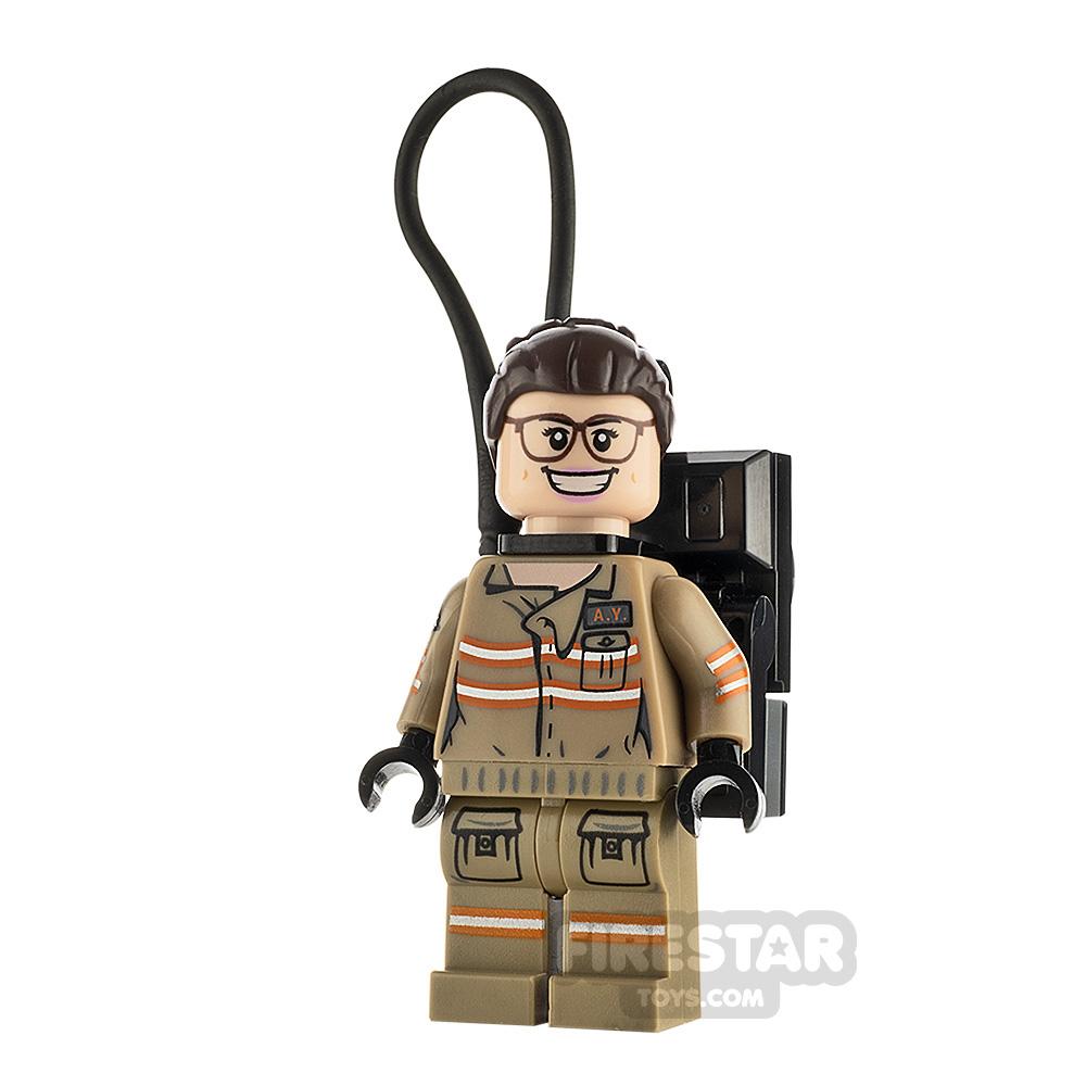 LEGO Ghostbusters Minfigure Abby Yates