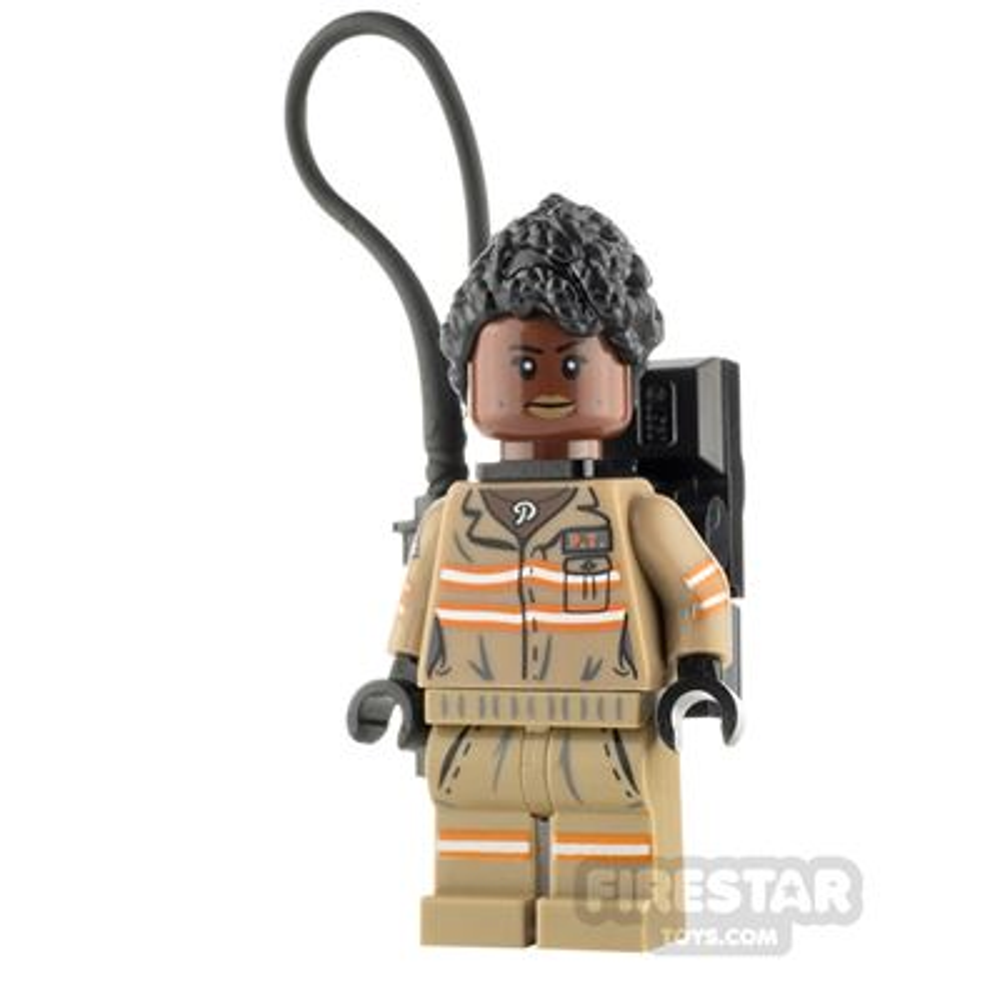 LEGO Ghostbusters Minfigure Patty Tolan