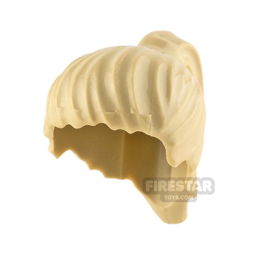 LEGO Hair - Ponytail - Tan