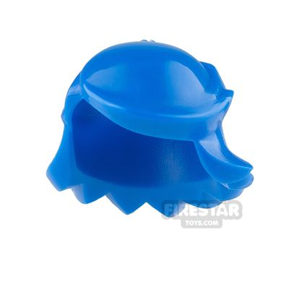 Arealight Mini Figure Hair - Breezy Hair - Blue