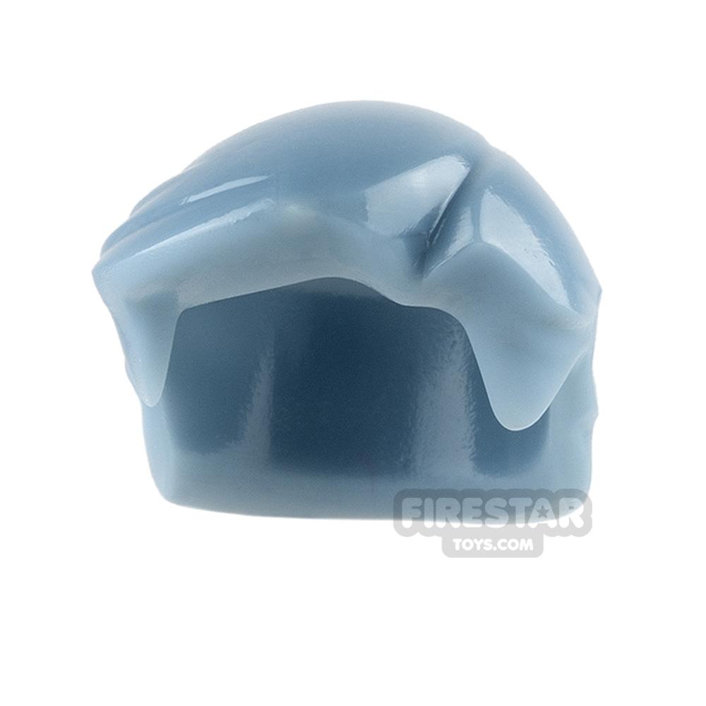 Arealight Mini Figure Hair - Hero Hair - Sand Blue