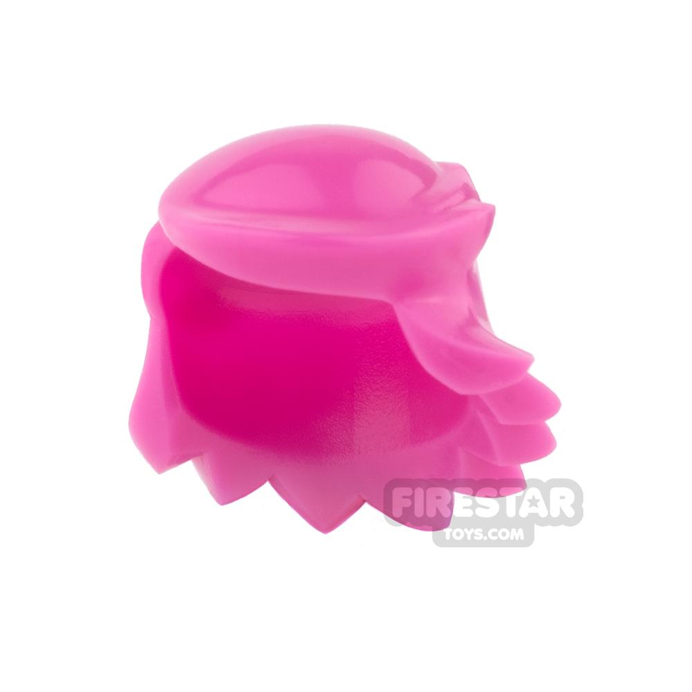 Arealight Mini Figure Hair - Breezy Hair - Pink