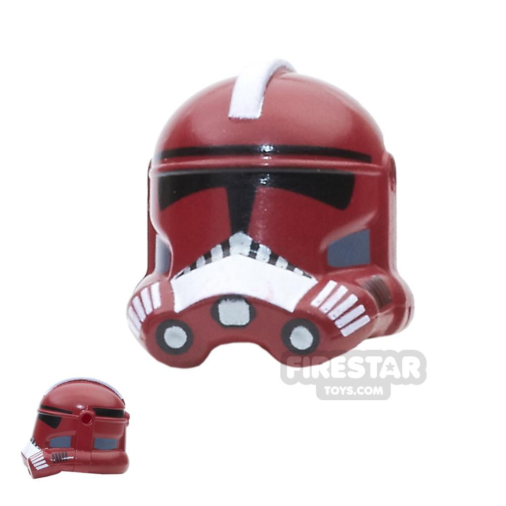 Arealight - FX Trooper Helmet - Dark Red