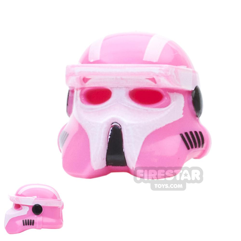 Arealight - AL Gunner Driver Helmet - Pink