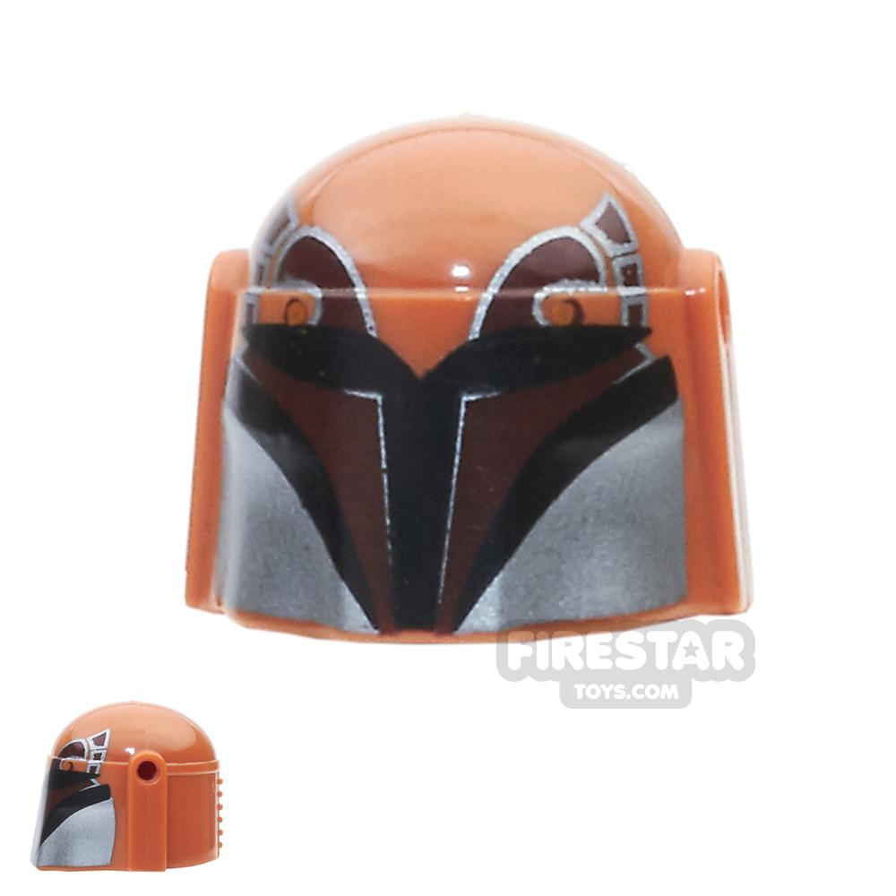 Arealight - Rebel Hunter Helmet - Dark Orange