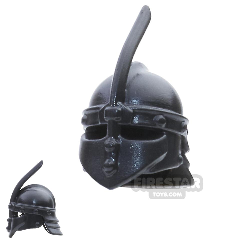 BrickWarriors - Thrall Helmet - Black