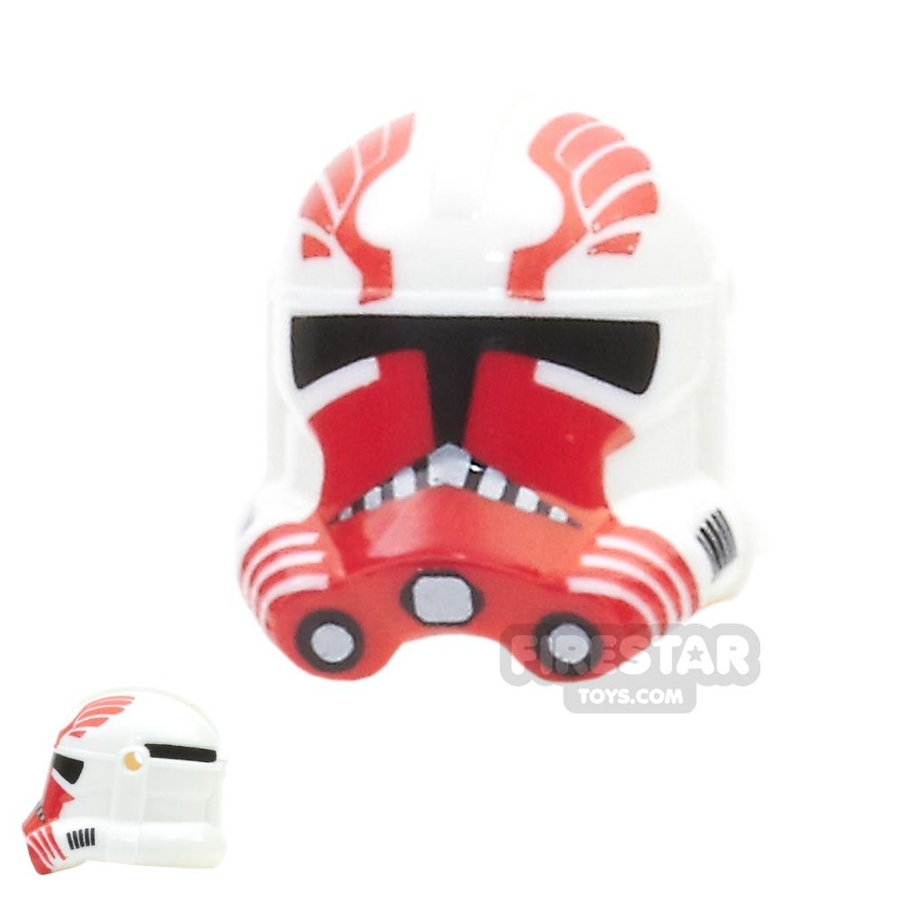 Arealight - Thorn Trooper Helmet - White