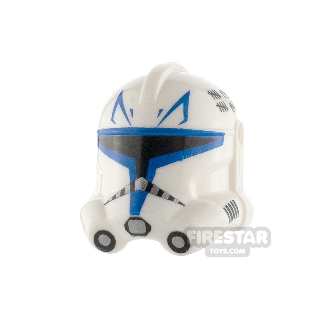Arealight - RX Trooper Helmet - V2 - White