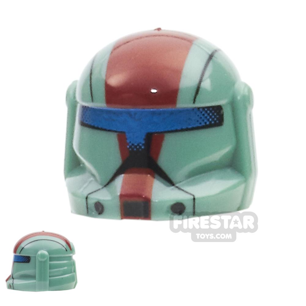 Arealight - Commando SRG Helmet - Sand Green