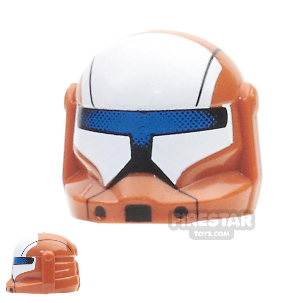 Arealight - Commando SRG Helmet - Dark Orange