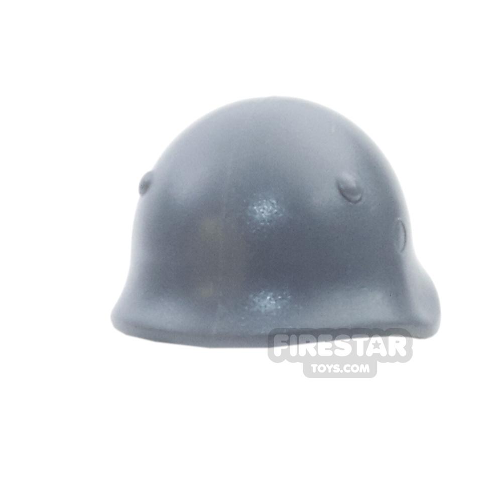 BrickWarriors - Italian Helmet - Dark Gray