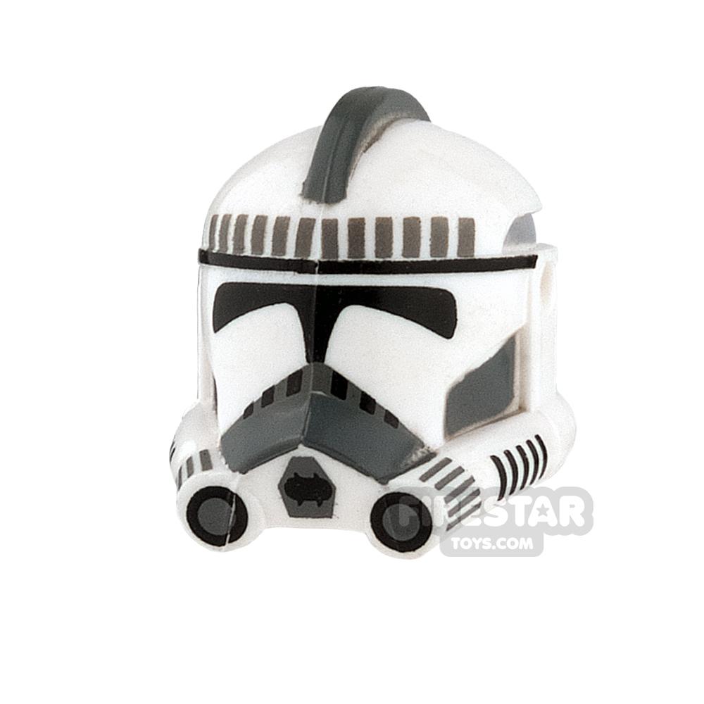 Clone Army Customs - P2 Shock Trooper Helmet - Gray