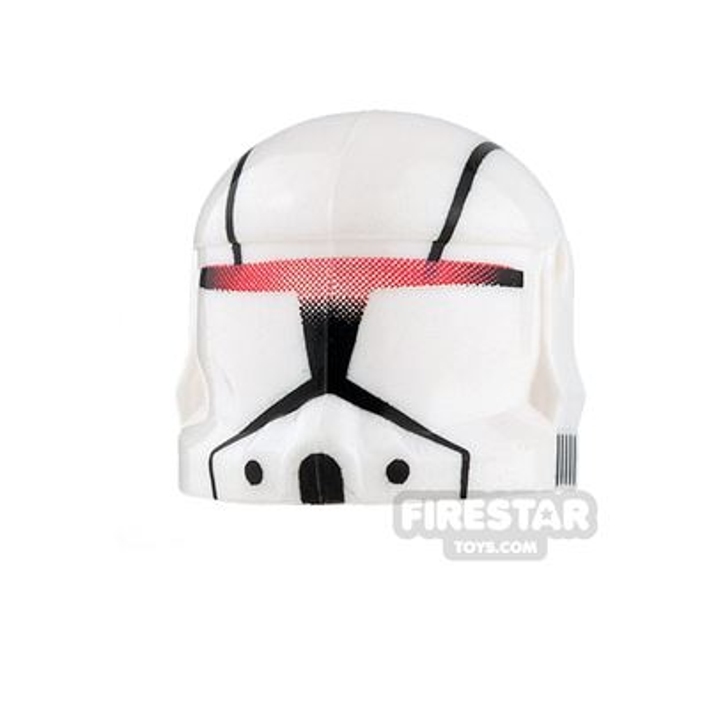 Clone Army Customs - Commando Helmet - Red