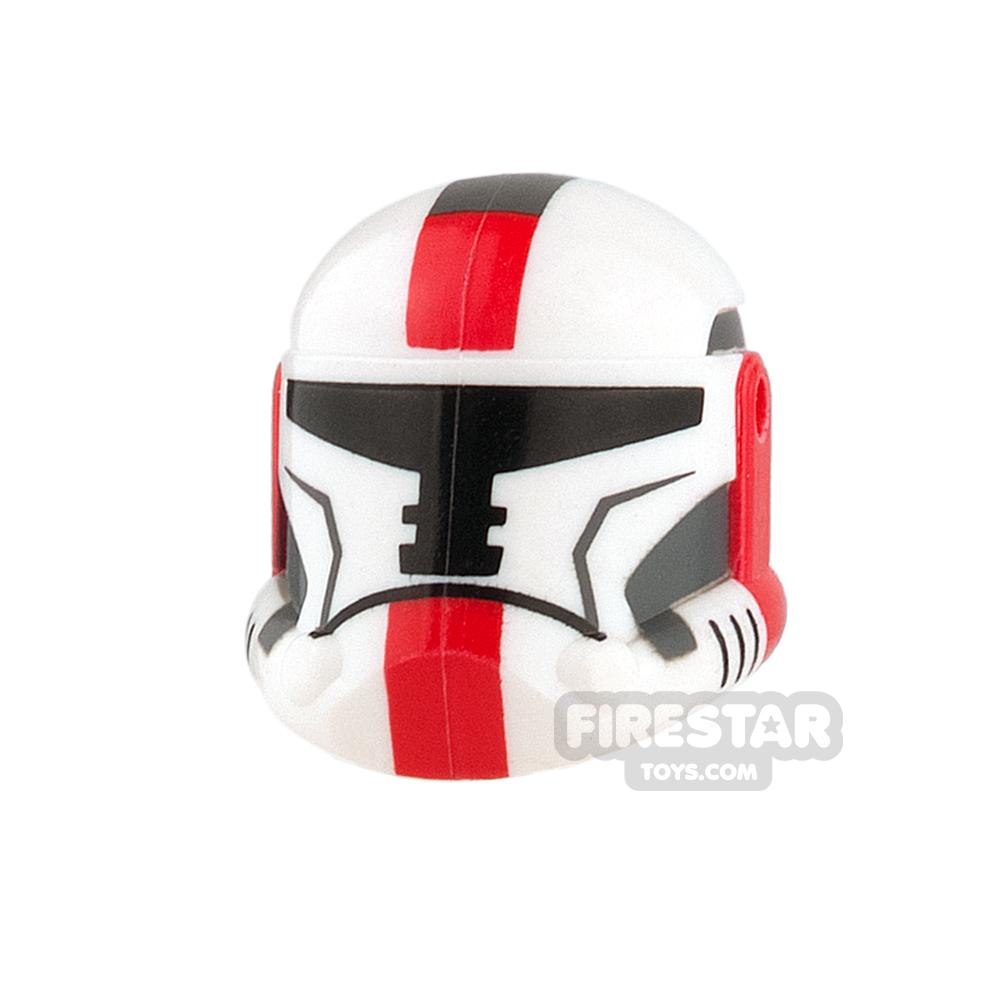Clone Army Customs OR Red Leader Helmet