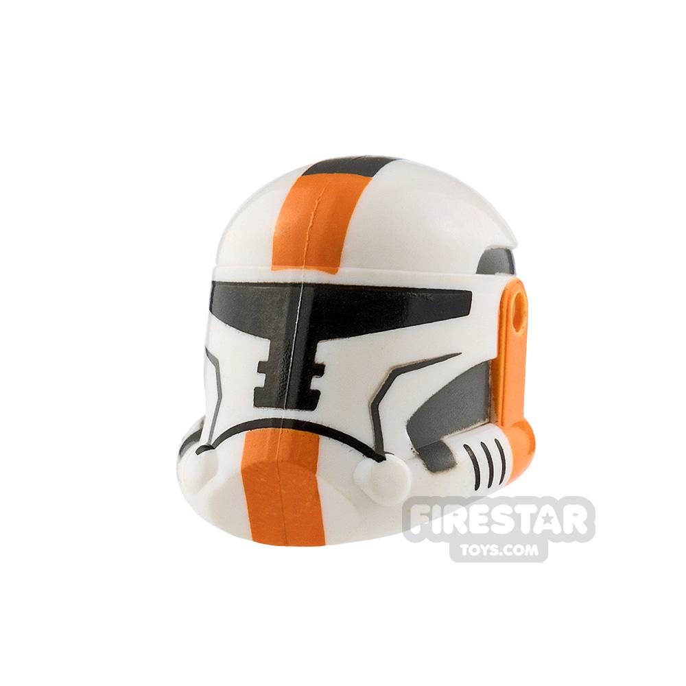 Clone Army Customs OR Orange Leader Helmet
