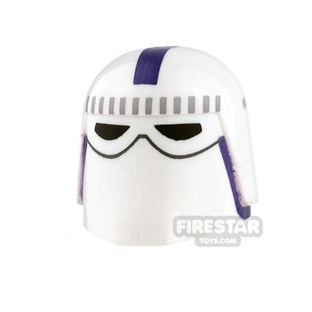 Clone Army Customs - Snow Helmet - Purple