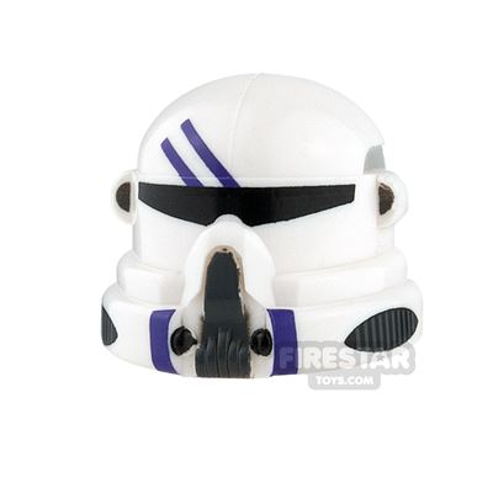 Clone Army Customs - Airborne Helmet - Purple