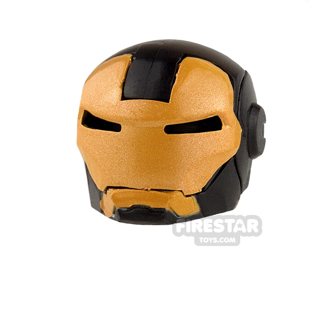 Clone Army Customs - MK Helmet - Black and Gold