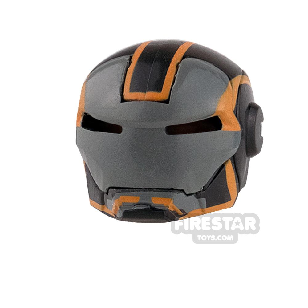 Clone Army Customs - MK Grid Helmet - Orange