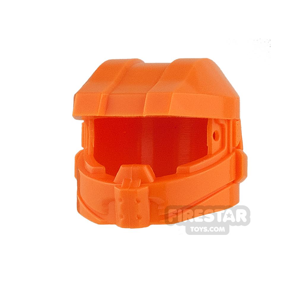 Clone Army Customs - Orbital Helmet - Orange