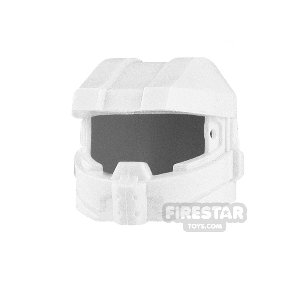 Clone Army Customs - Orbital Helmet - White