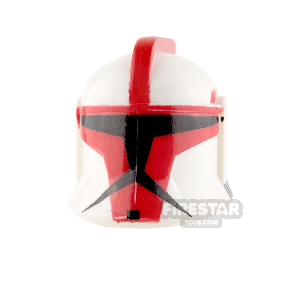 Clone Army Customs - CWP1 Helmet - ARC Red