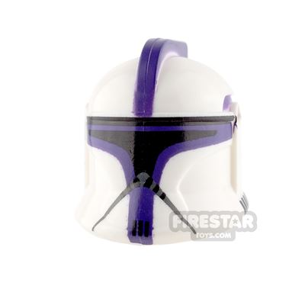 Clone Army Customs - P1 Helmet - Purple
