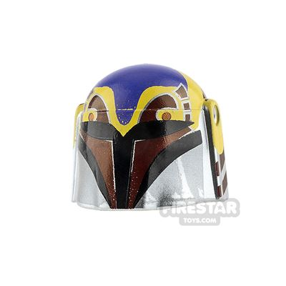 Arealight - Rebel Hunter Helmet - Metalic Silver