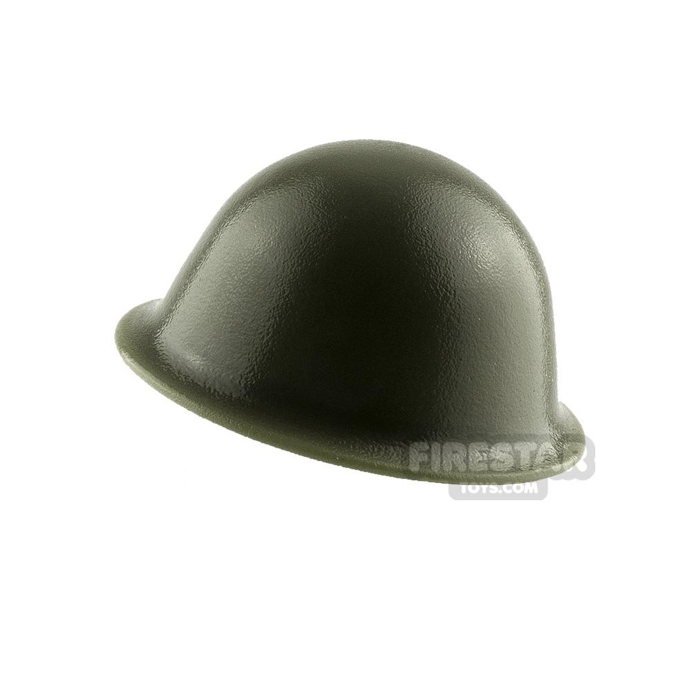 Brickarms - T90 Japanese Helmet - Army Green