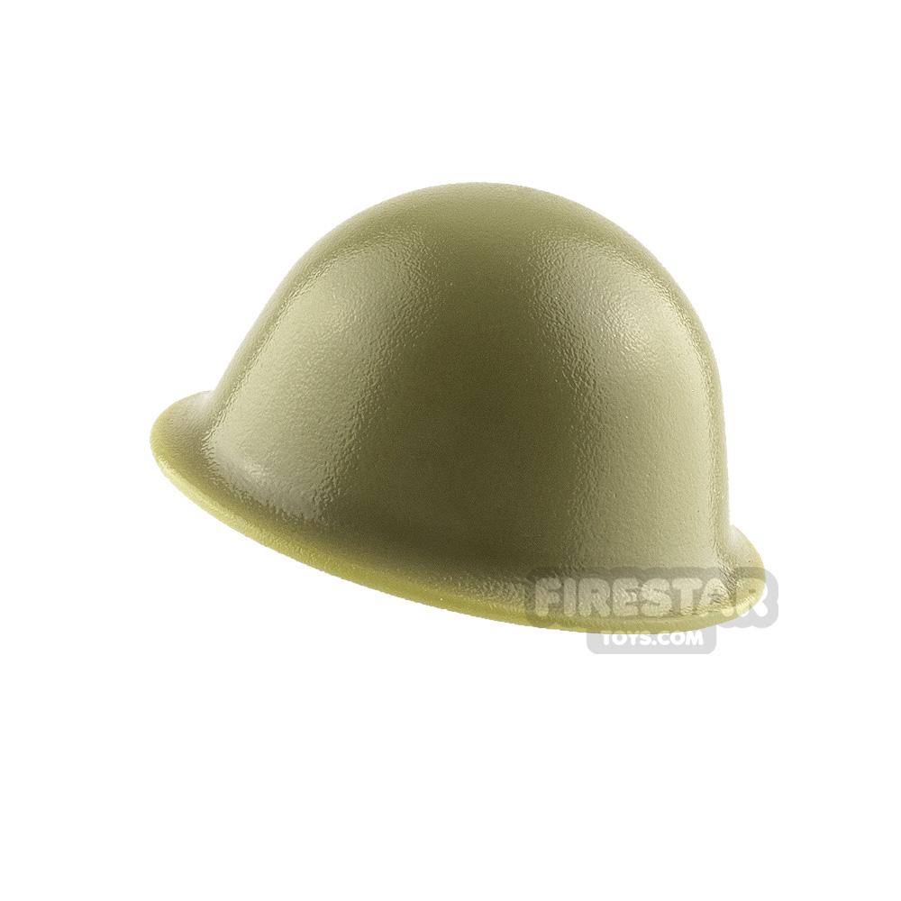 Brickarms - T90 Japanese Helmet - Olive Green