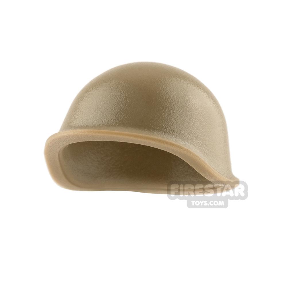 Brickarms - SSh-40 Russian Helmet - Dark Tan