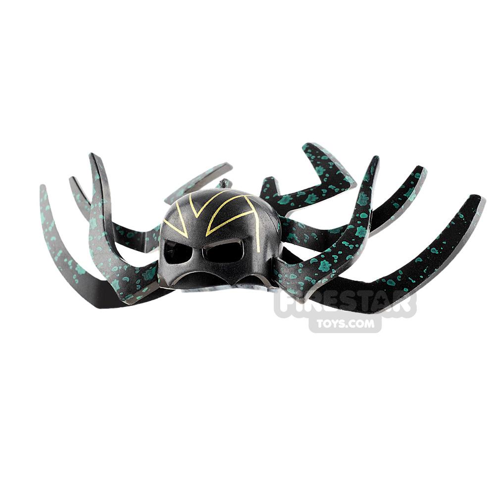BrickRaiders Hela Mask