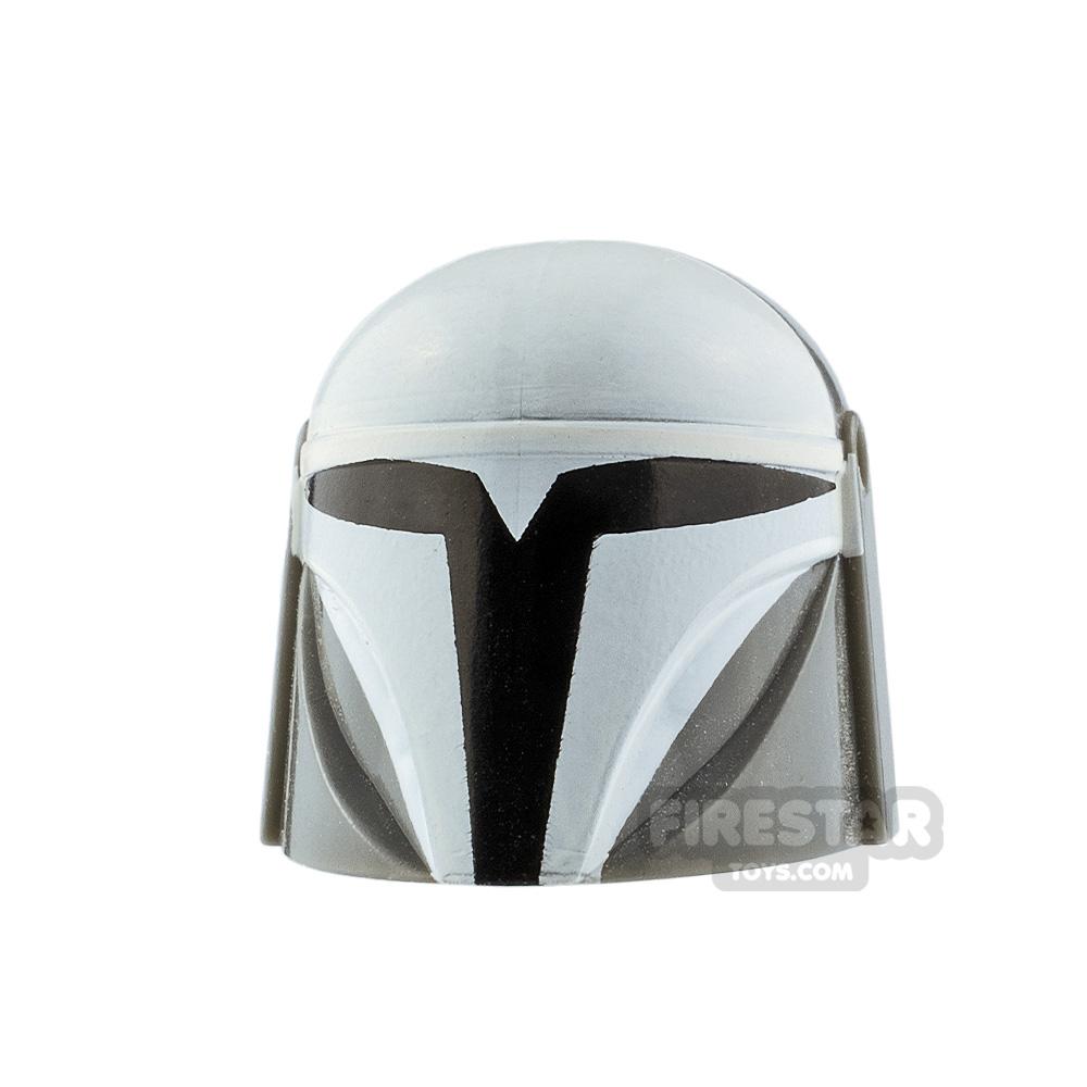 Clone Army Customs Fem Mando Helmet Skull