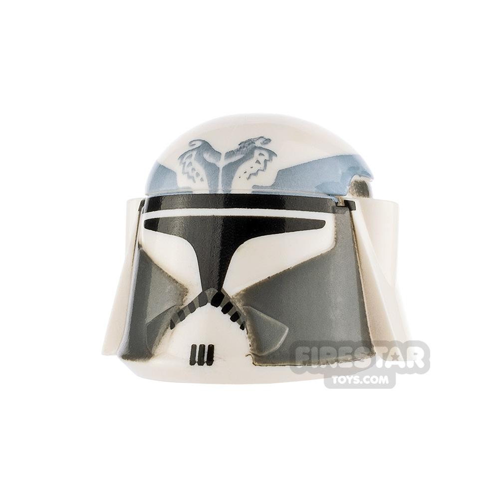 Clone Army Customs P1 Heavy Helmet Wolfpack