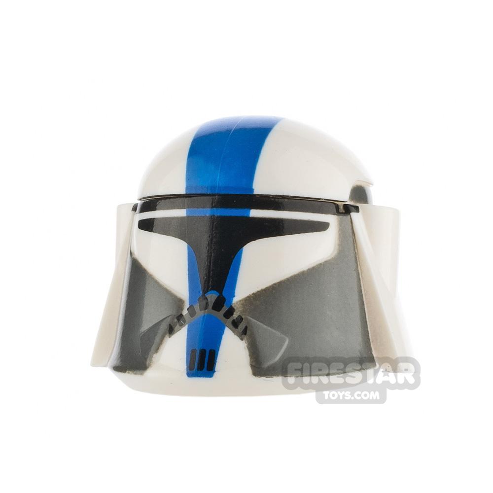 Clone Army Customs P1 Heavy Helmet 501st