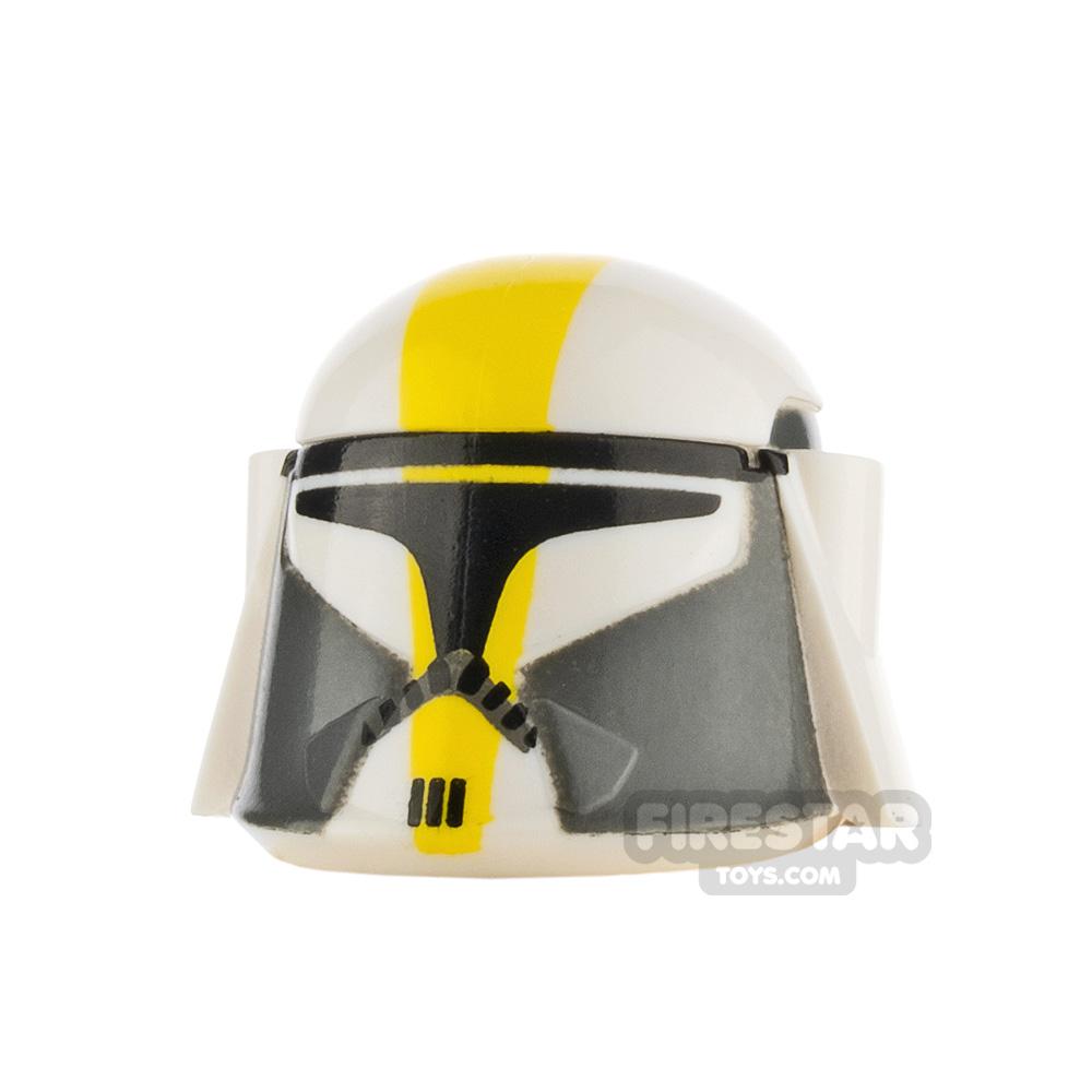 Clone Army Customs P1 Heavy Helmet 327th