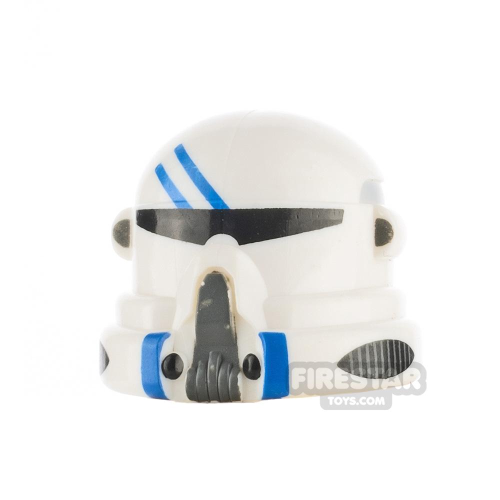 Clone Army Customs Airborne Helmet Blue