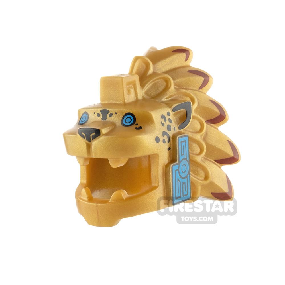 LEGO Jaguar Warrior Head Cover