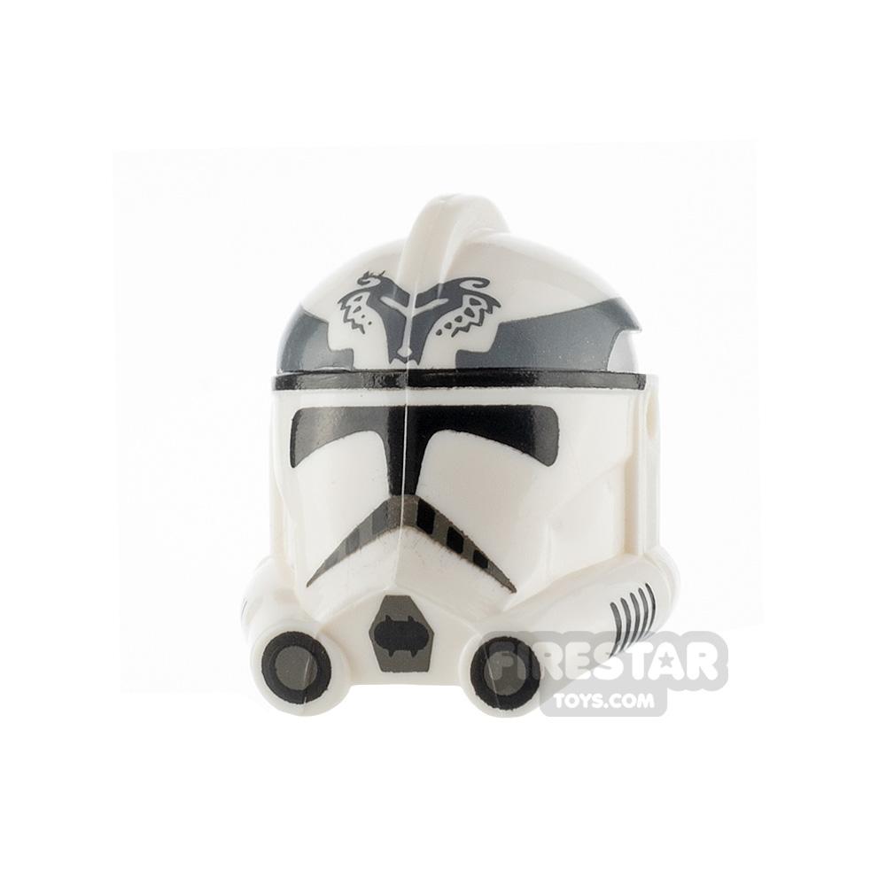Clone Army Customs P2 Wolfpack Helmet Dark Gray