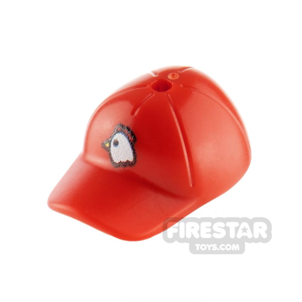 Custom Design Headgear Brick'n Chicken Cap